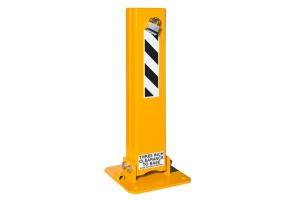 Double Post Collapsible Bollards