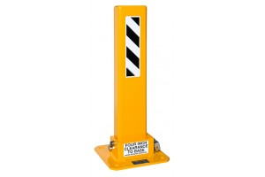 Single Post Collapsible Bollards