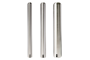 Stainless Steel Helix Lock Removable Bollards