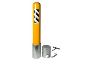 Removable Locking Bollards