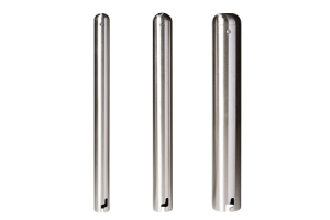 Stainless Steel Key Lock Removable Bollards
