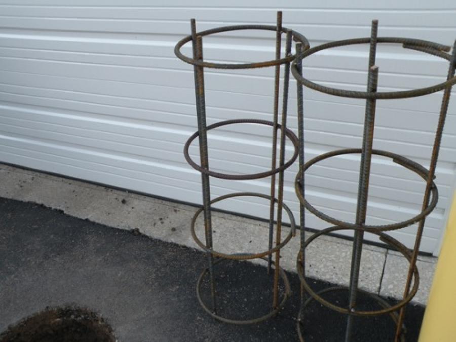 Step 4: Prepare Rebar Cage to Spec